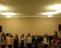 Laulu eriala õpilaste ansambel