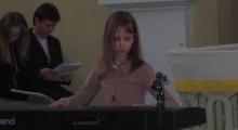 2005.a Heategevuskontsert kirikus