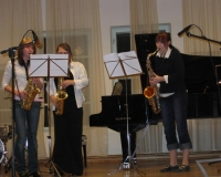 Saksofoniansambel