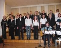 Vanema rühma laulustuudio