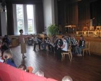 Akordioniorkester Juta Püvi juhendamisel