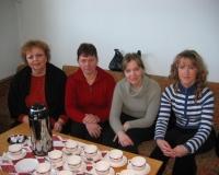 Marika, Juta, Margit ja Margot
