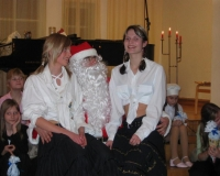 Kaari, Elis-Kristiin ja jõuluvana