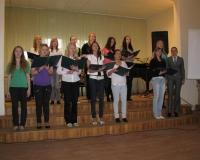 Laulustuudio vanem rühm