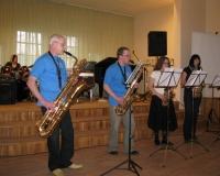 Saksofonikvartett