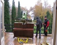 Klaver on maabunud