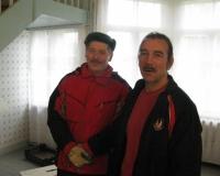 Nikolai Jumašev ja Vladimir Ussanov