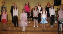 2009.a Lahkumiskontsert vanast muusikakooli hoonest Jõe 4