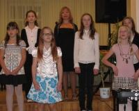 Laulustuudio noorem rühm