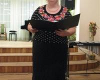 Direktor Marika Klimberg-Hyötyläinen