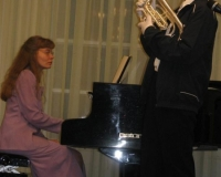 Koit Kõrvel ja Erene Petrova