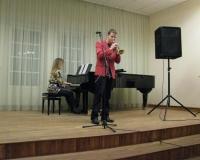 Artur Nagel (kornet), klaveril Margot Suur