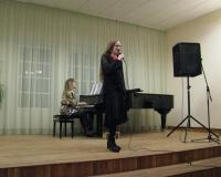 Riina Reismaa, klaveril Margot Suur