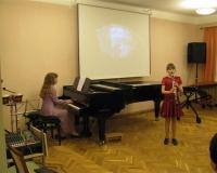 Klarnetil Hedvig-Hanna Raud, klaveril Erene Petrova