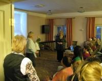 Räpina Muusikakooli õnnitleb Ester Ratassepp, Põlva Muusikakooli direktor