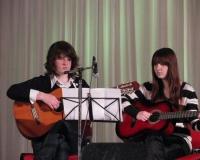 Kristiina Petersell ja Katja Kolosova