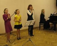 Hedvig, Kadi, Margot, Margit