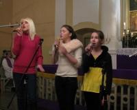 Kristin, Hedvig-Hanna ja Kadi