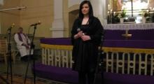 2011.a Jõulukontsert Miikaeli kirikus koos Räpina kammerkooriga