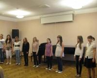 Noorem laulustuudio rühm