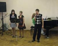 Solist Oliver Kaldoja