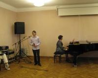 Külalised Venemaalt. Klaveril Tatjana Salnikova