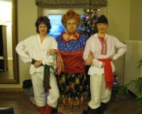 Vene tants. 2011.a jõulupidu.
