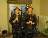 Hiina tants. 2011.a jõulupidu.