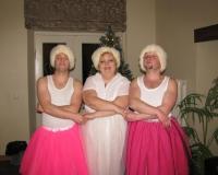 Väikeste luikede tants. 2011.a jõulupidu.