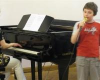 Angelo Raoul Lombardo laulab, Margot Suur klaveril