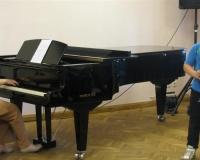 Markus Kriiskütt (klarnet), Erene Petrova (klaver)