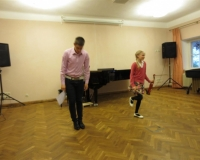 Grete Karsna (viiul) ja Oliver Kaldoja (klaver)