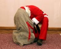 Jõuluvana kinkide otsingul