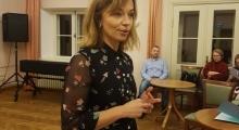 Lastevanemate koosolek koos Liina Kersnaga 07.11.2018