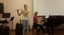 Õpilaskontsert 19.10.2016