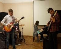 Bänd koosseisus: Reno Kokmann, Daan Zekker, Tairi Tolmik ja Kevin Nirk