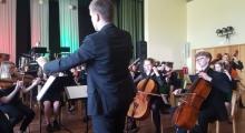 Riivo Jõgi ja Nõmme Muusikakooli sümfooniaorkester 14.05.2018