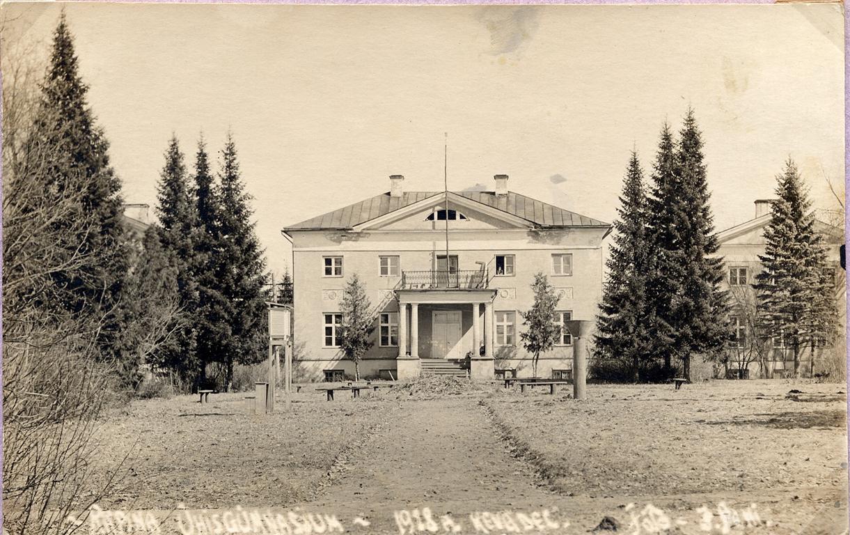 Vanaaegne loss 3.