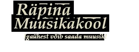 Räpina Muusikakool