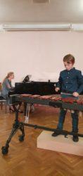 Art Hütt ja kontsertmeister Erene Petrova